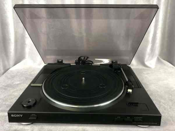 SONY レコードプレーヤー PS-LX300USB