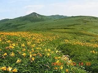 【個人山行】飯豊山・大日岳のBLOGへJUMP