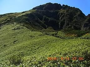 【個人山行】芦別岳・富良野岳のBLOGへJUMP