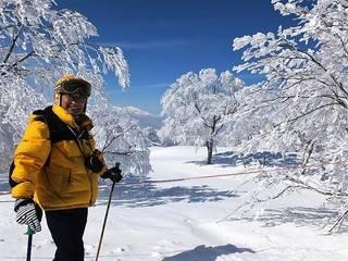【個人山行】野沢温泉スキーのBlogへJump