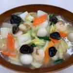 おうちコープミールキット海鮮3種の八宝菜