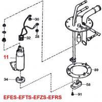 Daihatsu Hijet S100 Series EFES EFTS EFZS EFRS Engine