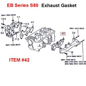 Subaru Engine Gaskets, Subaru, Free Engine Image For User