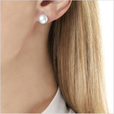 Yoko London Classic South Sea Pearl Stud Earring
