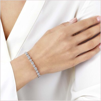 Yoko London Starlight Diamond Bracelet