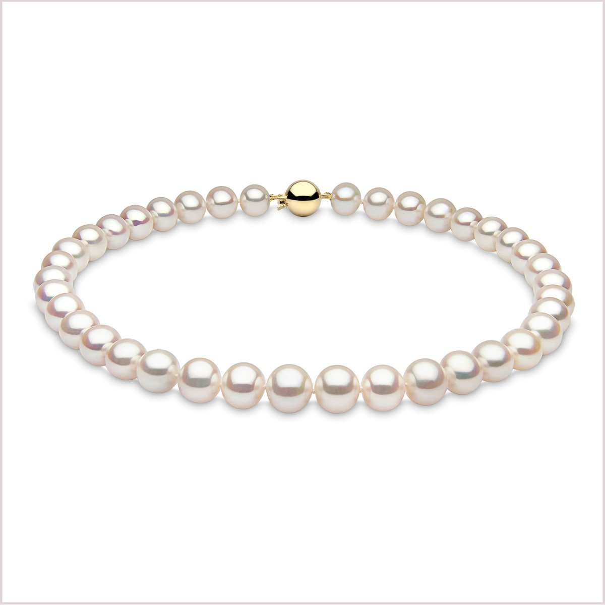 Yoko London Classic Freshwater Pearl Necklace