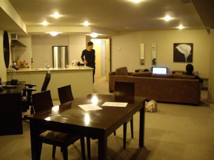 オークランド グランドチャンセラー ホテル