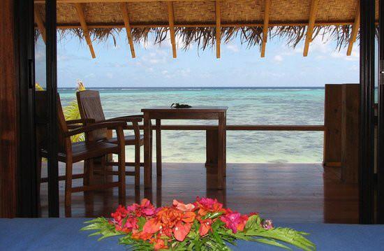 グローバルネット ラロトンガ ホテル Muri Beach Resort