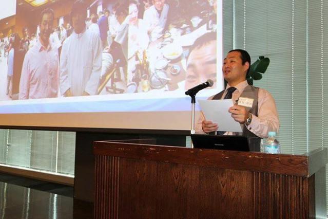 2016年12月(日本DRT協会・研究発表会)が東京御茶ノ水で開催!! 全国より(整骨院・針灸院・整体院・カイロ)など、150人を超える先生方が参加され、当院の研究発表をさせて頂きました。
