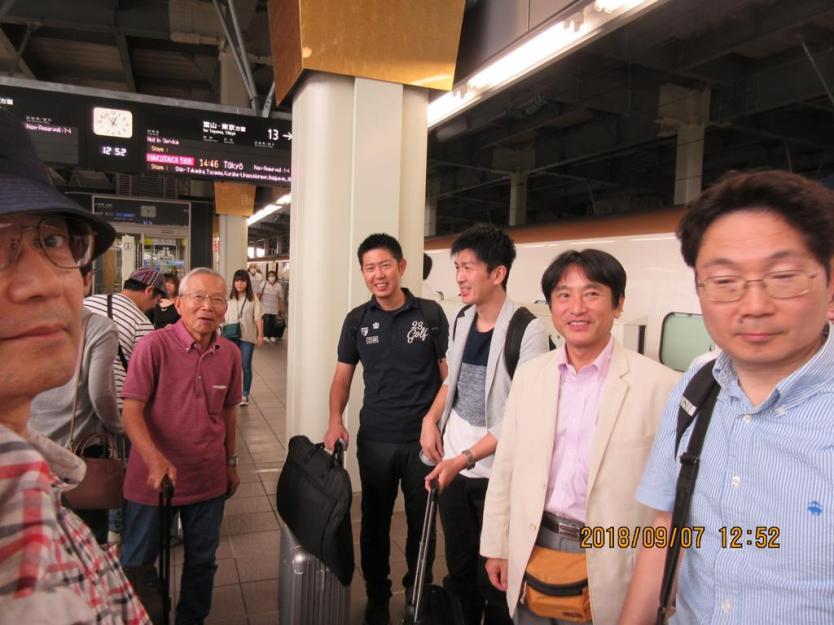 金沢駅に到着