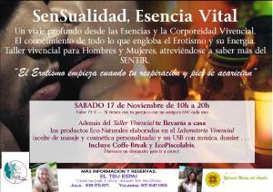 SenSualidad, Esencia Vital @ El Teu Espai