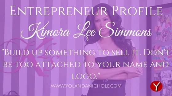 Entrepreneur Profile - Kimora Lee Simmons