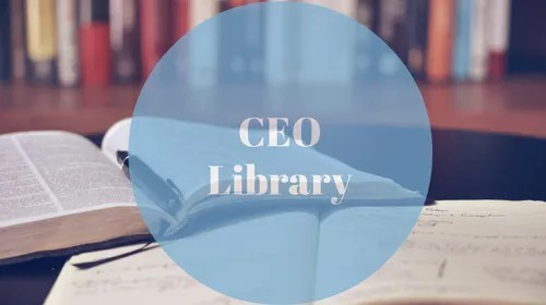 CEO Resource Library by Yolanda Brown, MBA