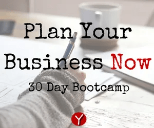 Plan Your Business Now 30 Day Bootcamp for Business Owner