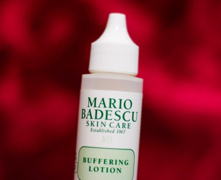 Mario Badescu Buffering Lotion Review