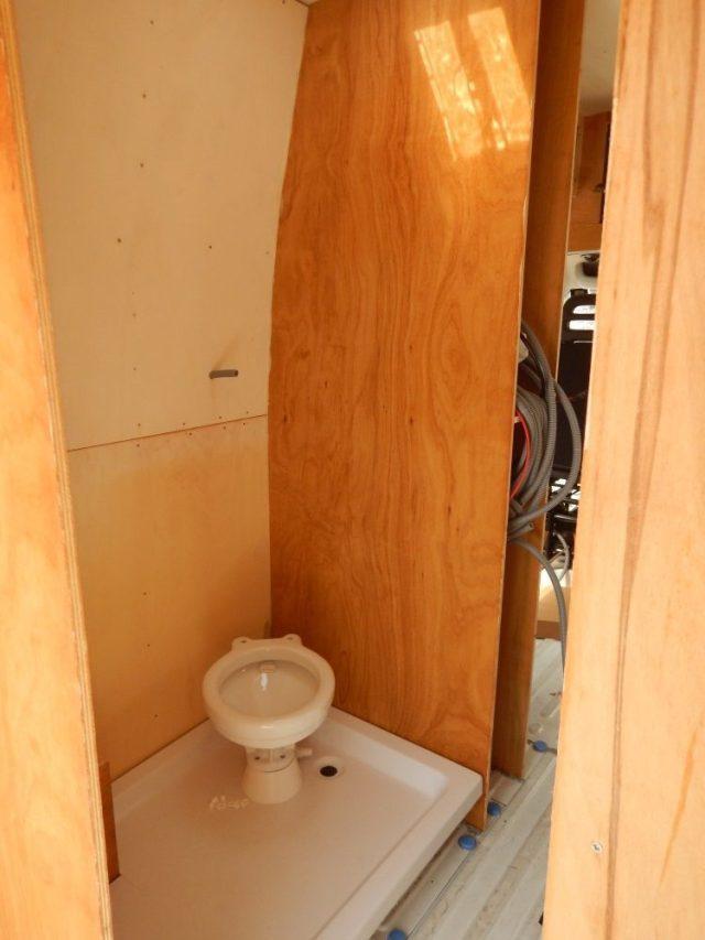 Tuvaletin yeri hazır