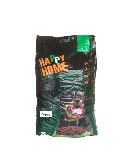 happy home puppy food