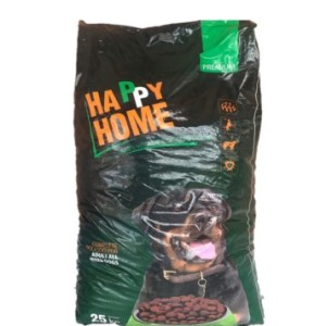 happy home dog food