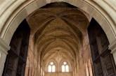 boveda cruceria. Monasterio Santa Mª Huertas