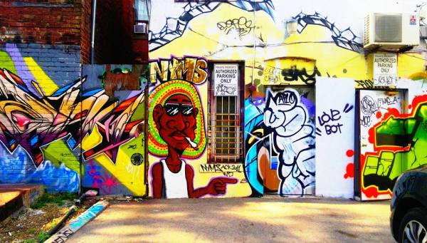 graffiti alley 4