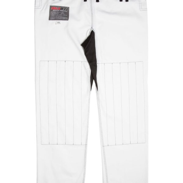 Comp450 BJJ gi White pants