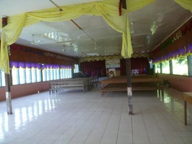 Penan village church