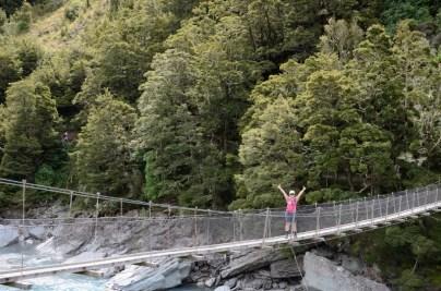 Swing bridge! Image by FKan