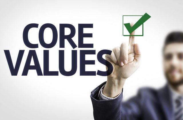Recruit Using Core Values