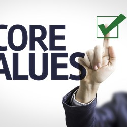 Recruit Using Core Values