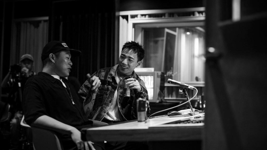 RED BULL 64 BARS首度攜手台灣華語嘻哈新世代創作-呂士軒&EVE aka 酷酷小乖乖、ØZI&海大富 11