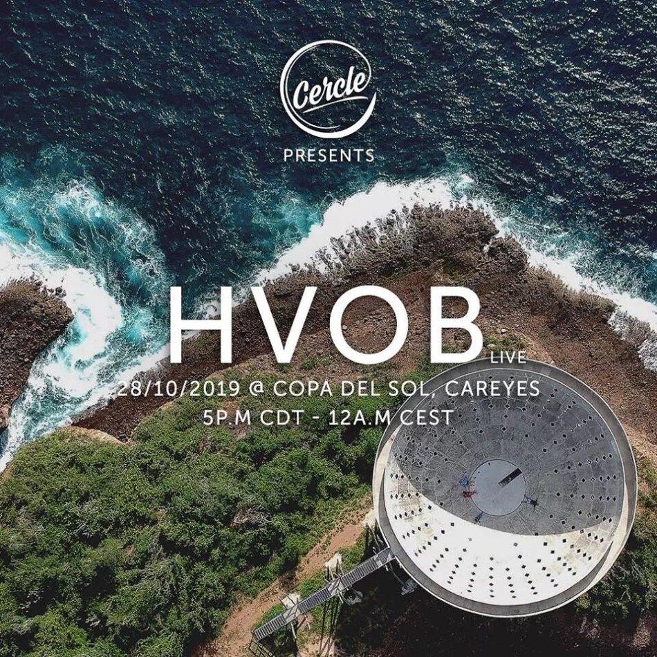 Cercle攜手 HVOB 即將帶來一場來自仙境的饗宴。 5