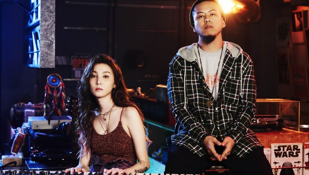 「廢系尤物」孫尤安與「紙博士」國蛋攜手合作 電氣R&B 《Drink-Drink-Drink》 4