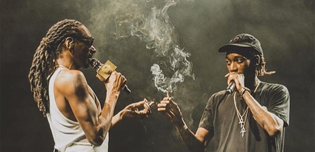 太暴力了吧?Snoop、Wiz、Russ 等人一同掀起的「Kush」Up Challenge! 4
