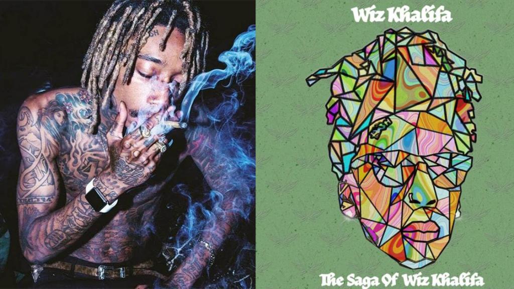 420 佳節快樂!Still Wiz 終於來臨,Wiz 帶給大家的禮物〈The Sage Of Wiz Khalifa〉正式發佈! 4
