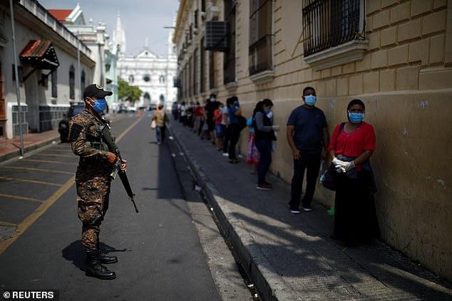 太流氓了吧!薩爾瓦多連續兩天沒有兇殺案,全國居家隔離後發布的影片竟然是 Gangster 所為?! 8