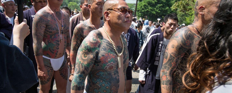 日本黑幫『Yakuza』自十七世紀成立以來,因為疫情而陷入史上最大的麻煩了... 4