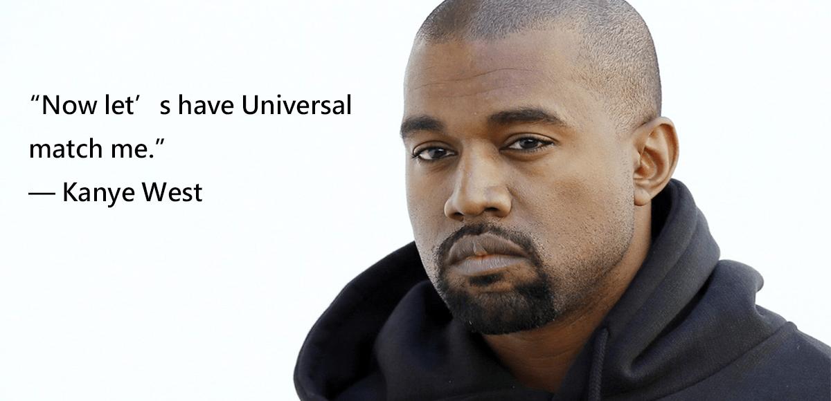 才剛說要改變音樂產業,肯爺 Kanye West 隨即霸氣調降公司抽成至五成,Desiigner、Travis Scott 成直接受益人! 4