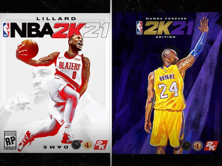 Damian Lillard 與 Snoop Dogg 合作釋出單曲 < KOBE >在NBA 2K21 原聲帶裡向老大致敬! 5
