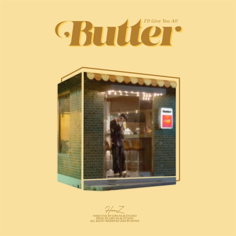 饒舌暖男 HowZ 化作奶油小生,七夕甜推新作《Butter》,令人口齒留香的甜蜜滋味 6