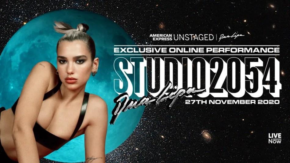 「危險系繆思女神」Dua Lipa 全新概念 「STUDIO 2054」力邀 Elton John、FKA Twigs、 Kylie Minogue 助拳演出! 5