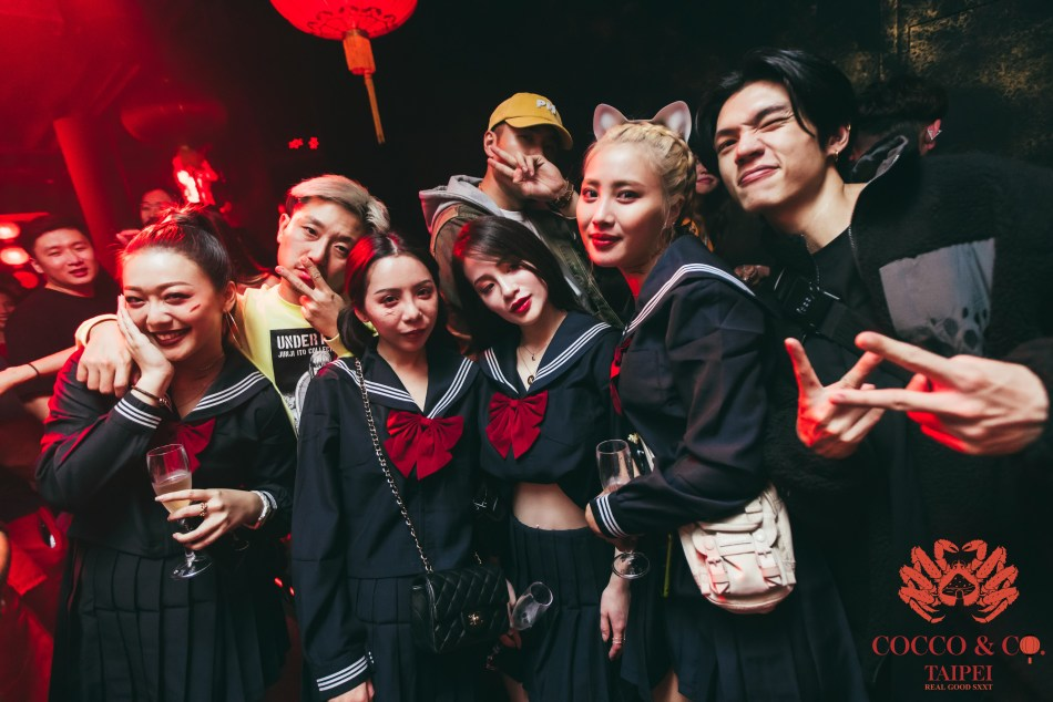神龍吐息,菇蟹降臨!COCCO & Co. Taipei 十三號星期五開幕,小編萬聖夜搶先體驗 COCCO Vibe,邀你一同緊來感受 #你的主場優勢! 9