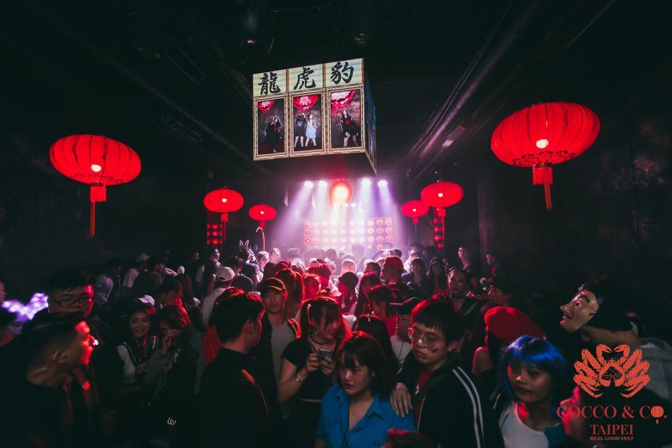 神龍吐息,菇蟹降臨!COCCO & Co. Taipei 十三號星期五開幕,小編萬聖夜搶先體驗 COCCO Vibe,邀你一同緊來感受 #你的主場優勢! 5
