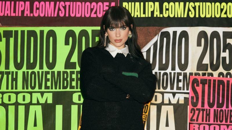 「危險系繆思女神」Dua Lipa 全新概念 「STUDIO 2054」力邀 Elton John、FKA Twigs、 Kylie Minogue 助拳演出! 70