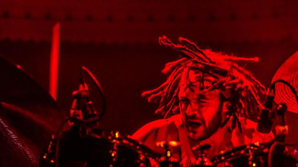 靈魂樂手 Yussef Dayes 攜手Rocco Palladino 和 Charlie Stacey 完美演繹Live Album《Welcome To The Hills》 7