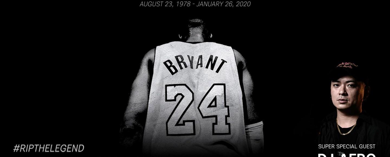 終於有地方一同緬懷了!Kobe Bryant 逝世一週年,可可幫找來 DJ Afro 一同感謝這個永不言棄的男人。 4
