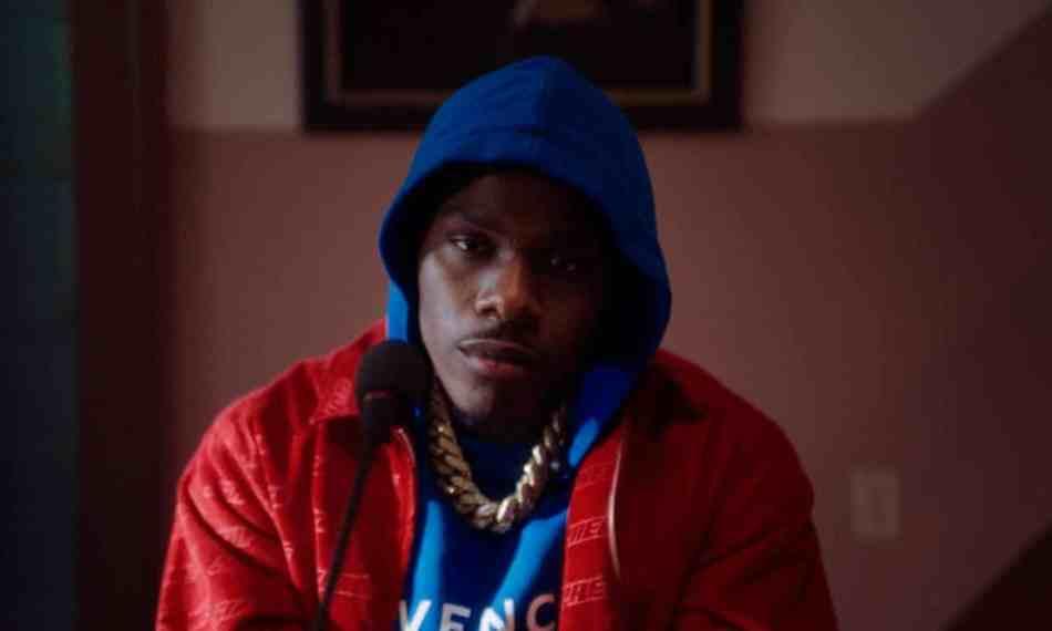 饒舌歌手 DaBaby 大寶貝 因非法持有槍械遭捕 ! 19