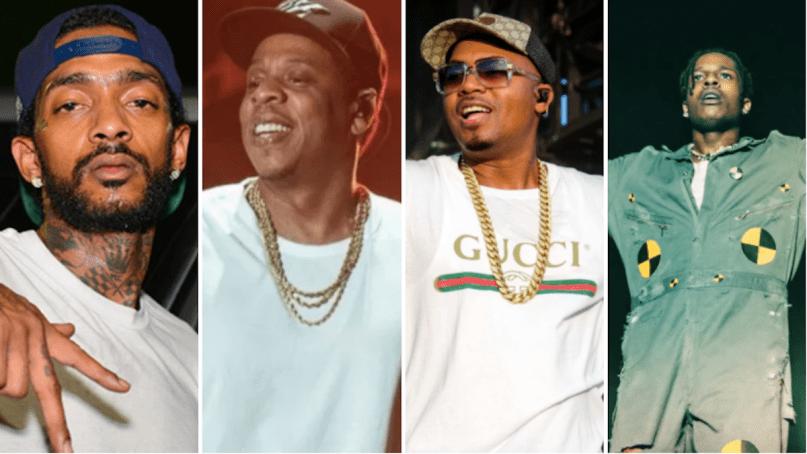 猶大與黑彌賽到底有什麼魔力?集合了HER、Nas、Rakim、Nipsey Hussle、Jay-Z、Polo G、Lil Durk、A$AP Rocky、G Herbo、JID、Masego 、Pooh Sheisty、Rapsody、Black Thought... 14
