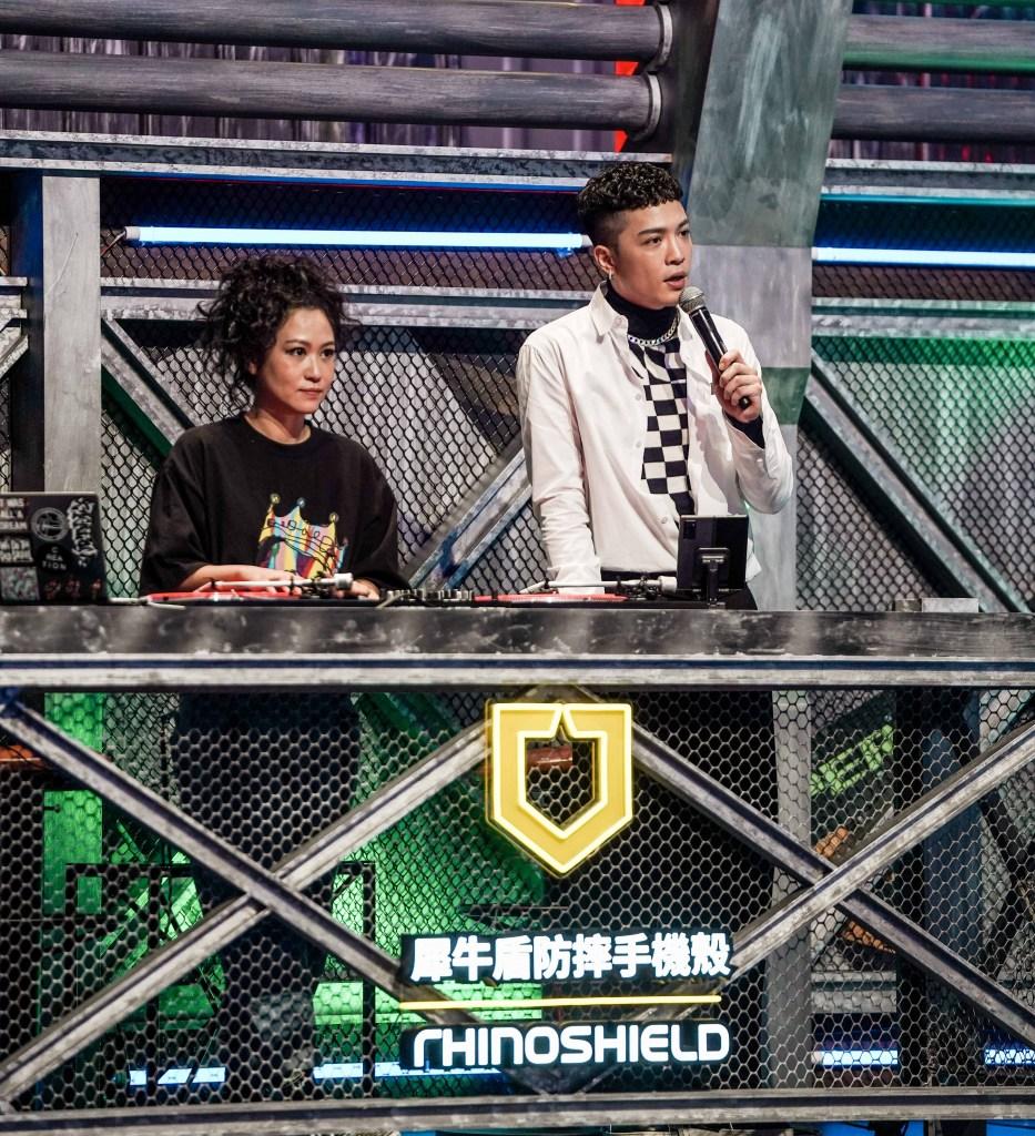 台灣第一檔嘻哈選秀節目MTV《大嘻哈時代》本週六登場。 2