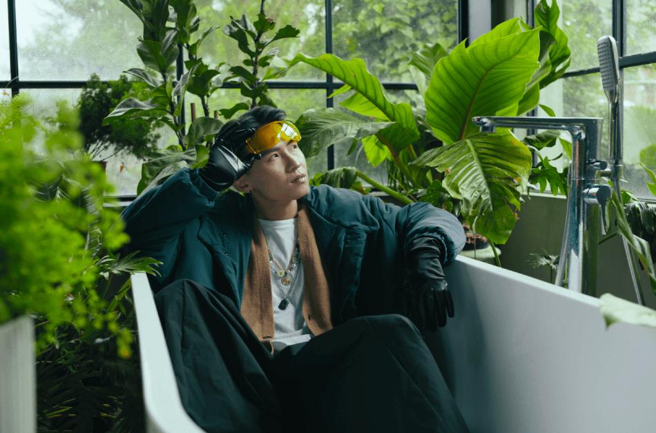 饒唱新星王水源 改英文名Lifloo重新出發,推專輯首發單曲〈 保持呼吸〉 MV 1