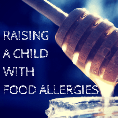Raising a Child with Food Allergies